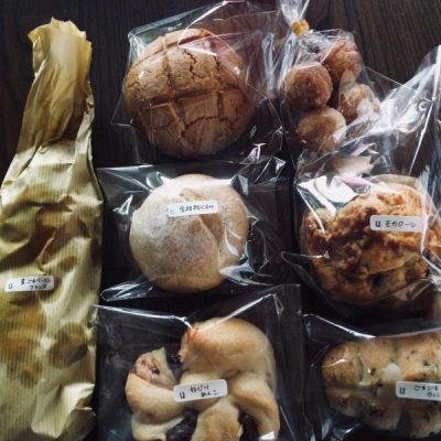 """古い記事: """"極小ベーカリー"""" un do cobo のすてきなパン"""