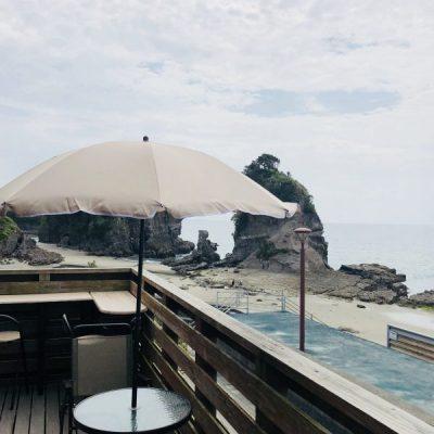 古い記事: 西方海岸にカフェオープン!