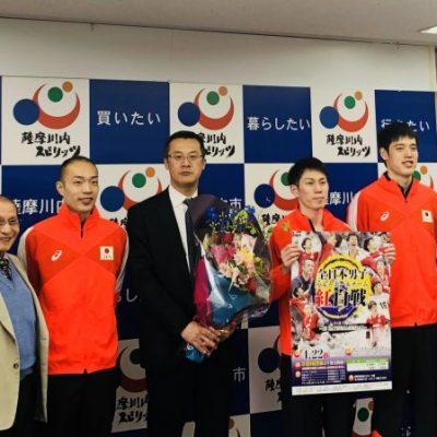 古い記事: 2018龍神NIPPON、薩摩川内合宿で始動!
