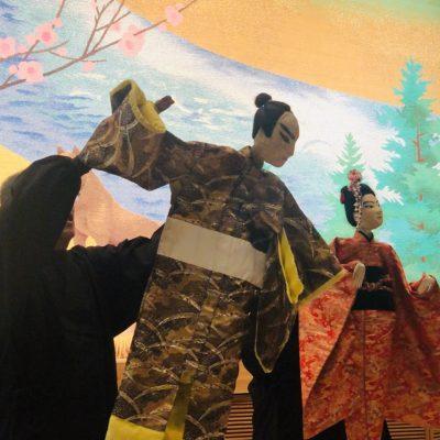 古い記事: 東郷文弥節、人形浄瑠璃の世界(2)
