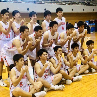 古い記事: ウインターカップ2018出場!川内高校男子バスケットボール部