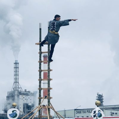 古い記事: 薩摩川内市 消防出初式2019
