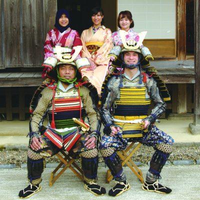 サムライツーリズム SAMURAI TOURISM