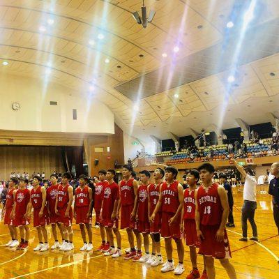 古い記事: 3連覇で地元開催インターハイへ!川内高校男子バスケットボール