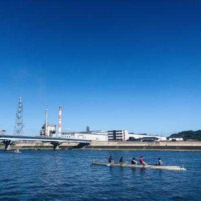 古い記事: 川内川に集まる、遊ぶ