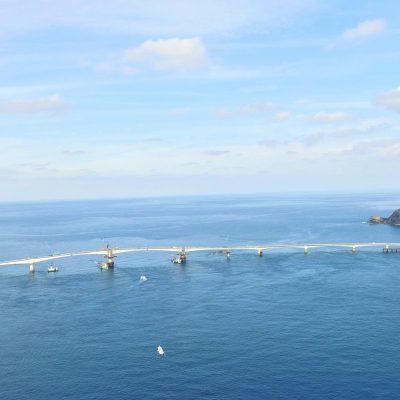 古い記事: 藺牟田瀬戸架橋の名称案を募集します!!  ~令和2年度中完成