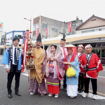 古い記事: 令和元年度 薩摩川内はんやまつりが開催されました