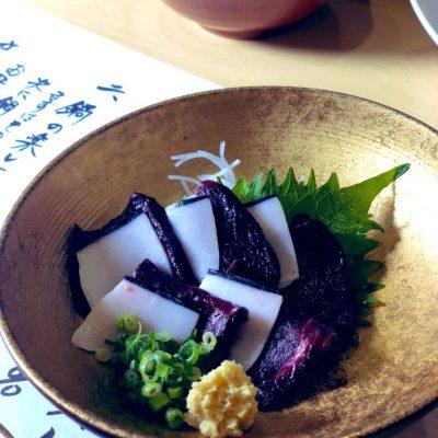 古い記事: 薩摩川内とくじら料理