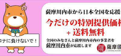 古い記事: 薩摩川内市はECを活用して、事業者支援を行っています!(数量