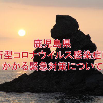 古い記事: 鹿児島県新型コロナウイルス感染症にかかる緊急対策について