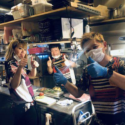 古い記事: 人気の居酒屋「鹿'tariyan」リニューアルオープン!