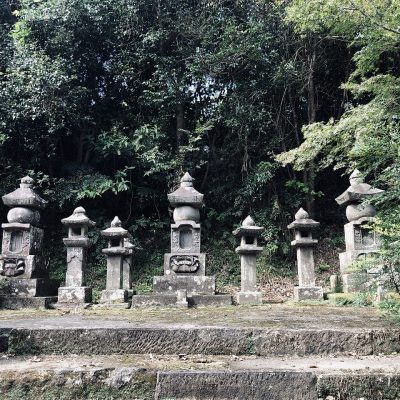 古い記事: 平佐西の歴史散策(4)北郷家墓地と兼喜神社